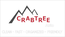 Crab Tree Auto Logo
